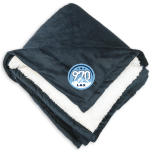 PORT & COMPANY CORE MOUNTAIN LODGE BLANKET